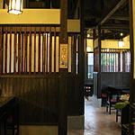 福岡市の甘味処 わらび餅 町家かふぇ かまくら 店内写真